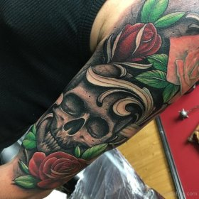 Skull Tattoos Tattoo Designs, Tattoo Pictures Page 20