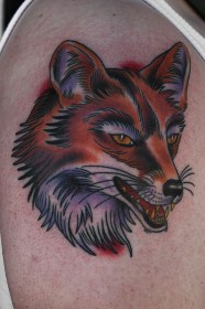 Fox Tattoos Designs, Ideas and Meaning Tattoos For You