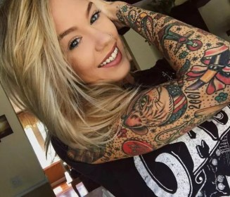 arm tattoos tattoo feminine meaning source meaningful buzfr