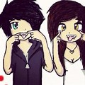 Friends Forever Cute Best Friend Drawings Boy And Girl