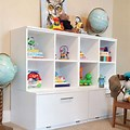 Living Room Ideas With Toy Storage