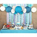Baby Girl 1st Birthday Party Theme Ideas At Home