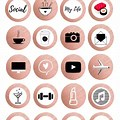 Cute Instagram Highlights Icons