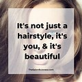 Instagram Captions Short Hair Quotes & Sayings