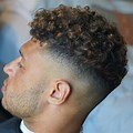 Hairstyle Men Curly Hair