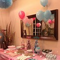 Gender Reveal Party Decorations Ideas