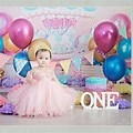 Baby Girl First Birthday Party Theme Ideas
