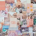 Pink Collage Wallpaper Laptop High Quality Pink Aesthetic Wallpaper Desktop