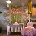 Baby Girl Birthday Party Ideas