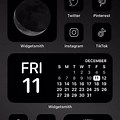 Aesthetic Wallpaper Black And White Widgets Ios 14
