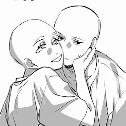Couple Body Poses Drawing Reference