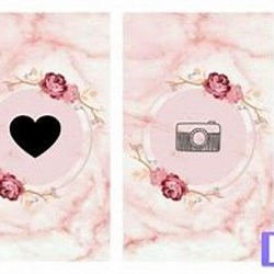 Tumblr Pink Marble Tumblr Pink Instagram Highlight Covers