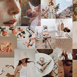 Aesthetic Macbook Wallpaper Collage Colorful