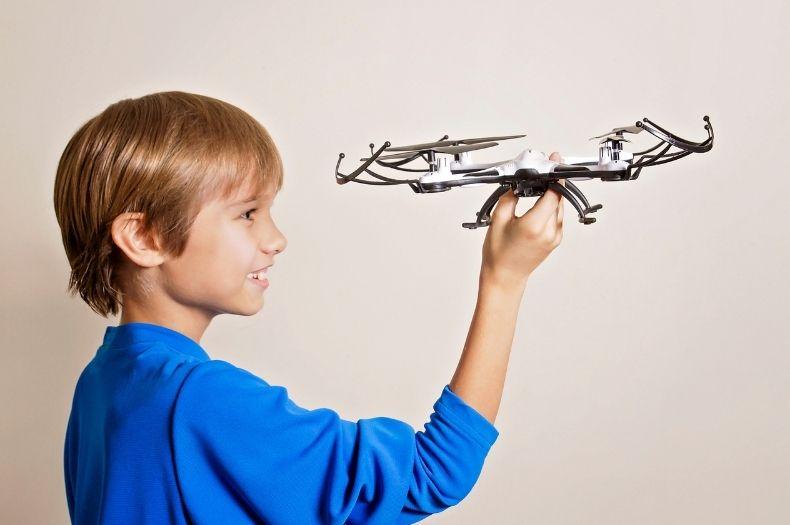 dron-para-niños