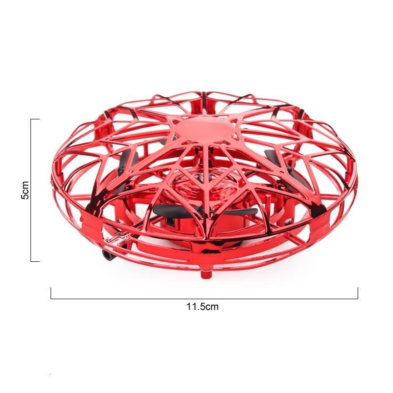 dron-bola-voladora-color-rojo