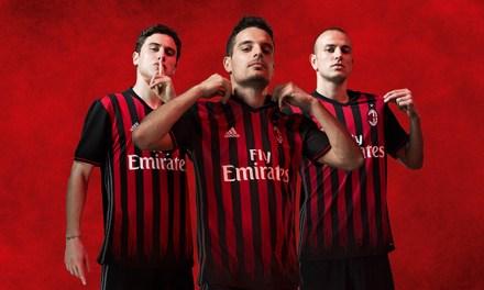 Veja o fardamento do Milan para a próxima temporada