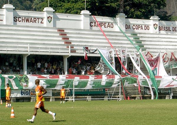 Fluminense do Rio está atrás de gerente administrativo