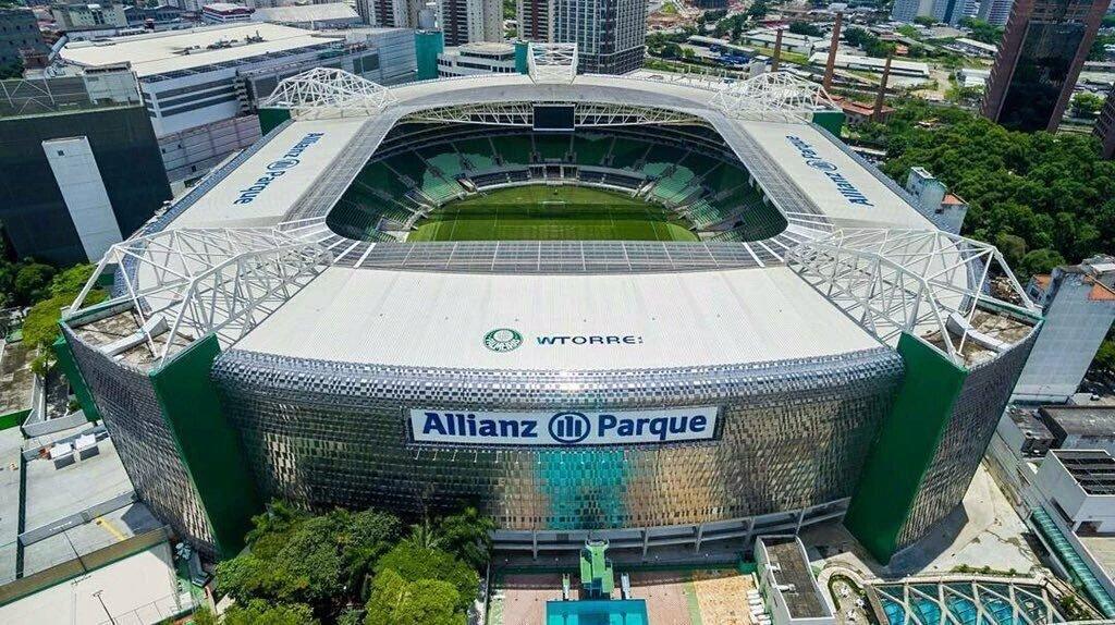 Quer trabalhar na arena do Palmeiras? Tem vaga para jornalista ou relações públicas
