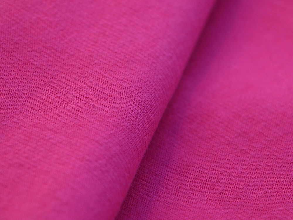 Pink Cotton Fleece