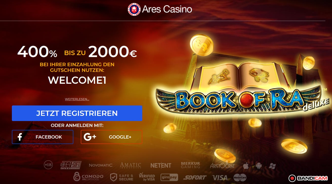 hight resolution of novoline online casino ares