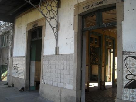 estação de Barca d'Alva