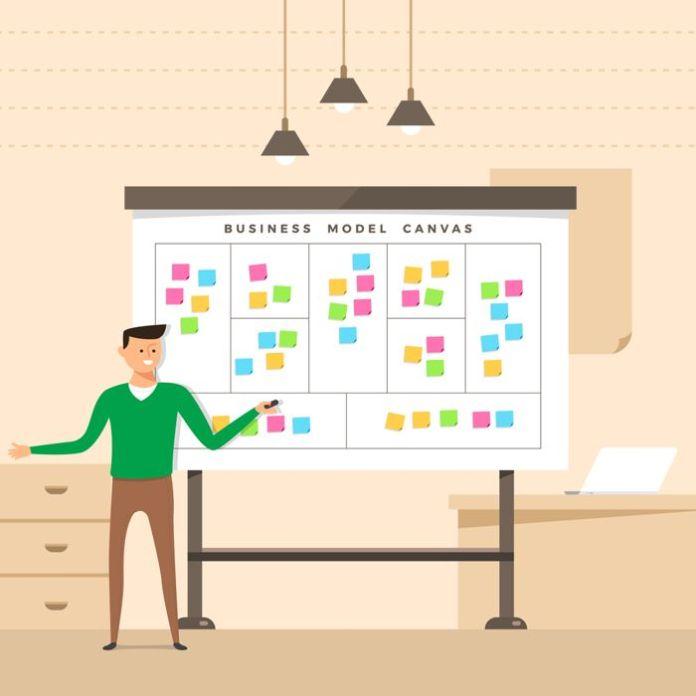 estrutura business model generation