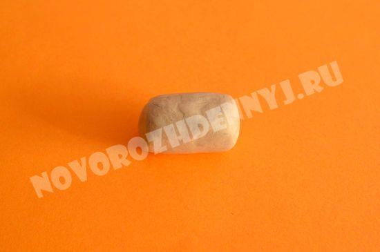 ovechka-plast-DSC_0817 Как слепить овцу из пластилина? Как слепить барашка из пластилина