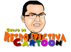 Curso de Retrospectiva Animada Cartoon