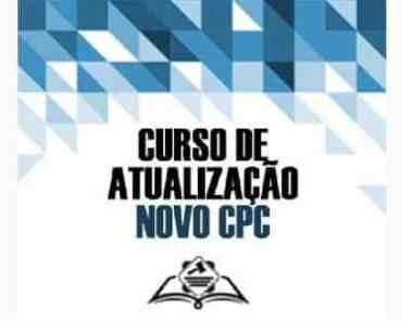 Curso de Atualização do Novo CPC online