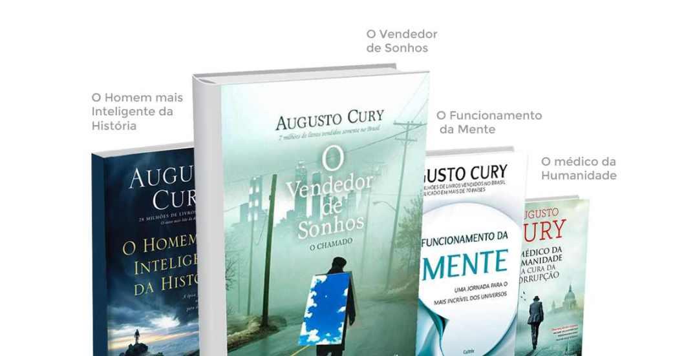 Evento Augusto Cury em SP