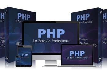 Aprenda a programar com o Curso PHP do Zero ao Profissional. Vale a pena conhecer.