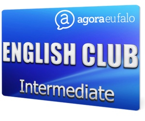 agora eu falo english club