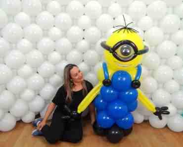 Curso Cris Balões - Curso online de decoração com balões com certificado