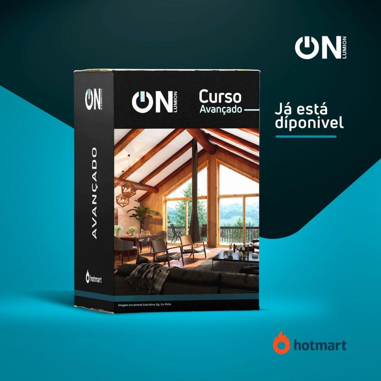 Curso avançado OnLumion 8 Completo online