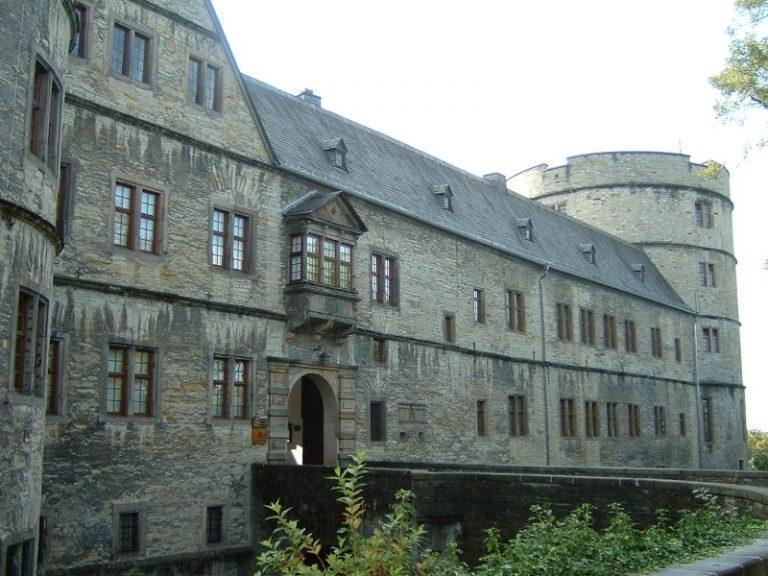 Седалището на Аненербе, Замъкът Вевелсбург