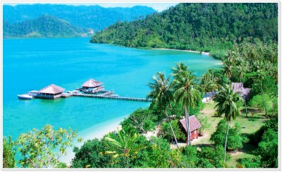 CUBADAK Island, West Sumatera, INDONESIA | my WORLD