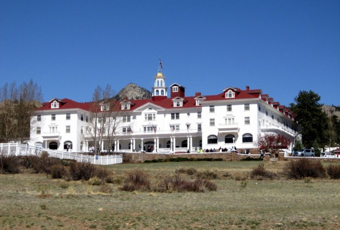Our final literary travel tip for this summer? The Stanley Hotel inspired by The Shining