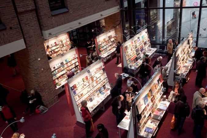 Literaturmessen 2016: die Münchner Bücherschau