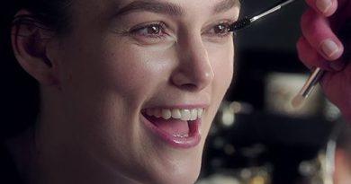 Кира Найтли поделилась секретами красоты: опубликовано видео