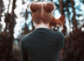 3 Лесная фотосессия: Рыжеволосые красавицы