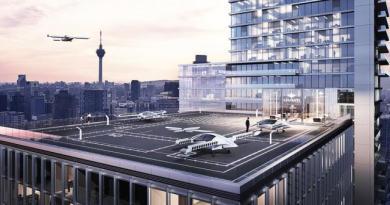 В Германии создали электрический самолет с вертикальным взлетом