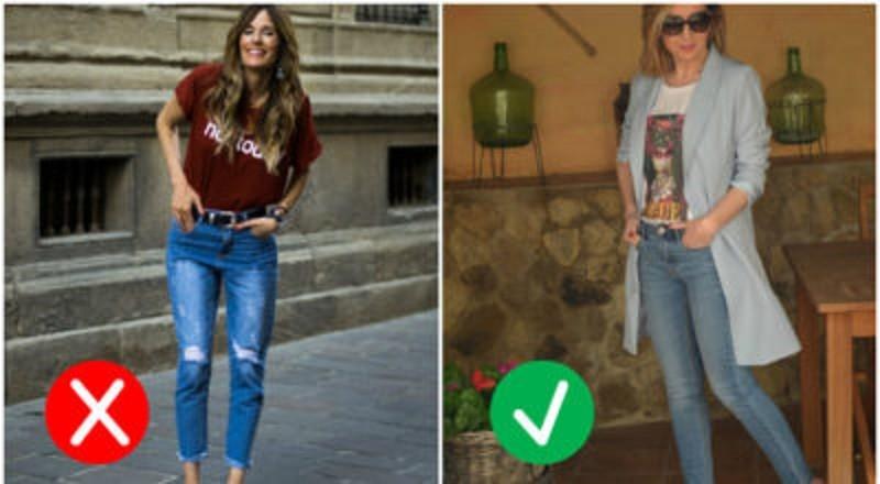 Какие джинсы носить после 40 лет, чтобы выглядеть стильно и молодо