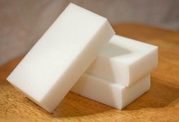 13 идей использования меламиновой губки