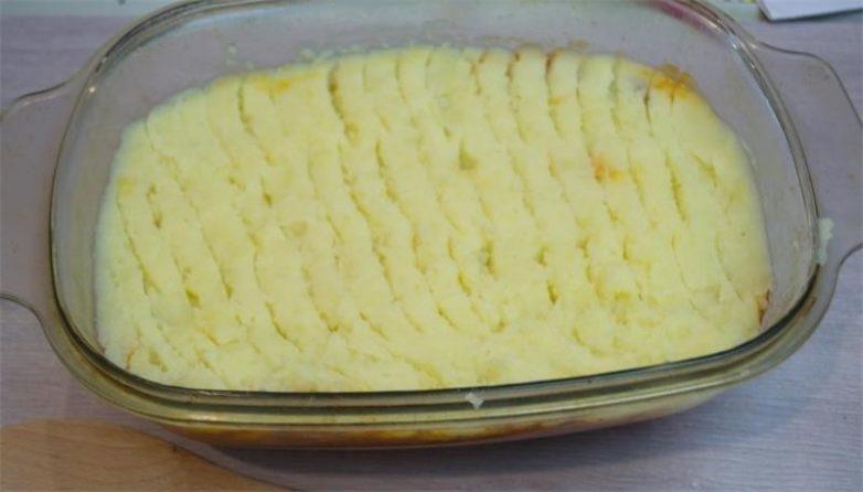 Классический «Пастуший пирог»