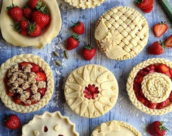 20 потрясающих идей украшения выпечки