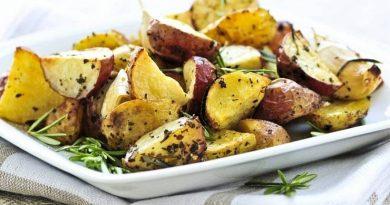 10 бюджетных и вкусных блюд из картофеля