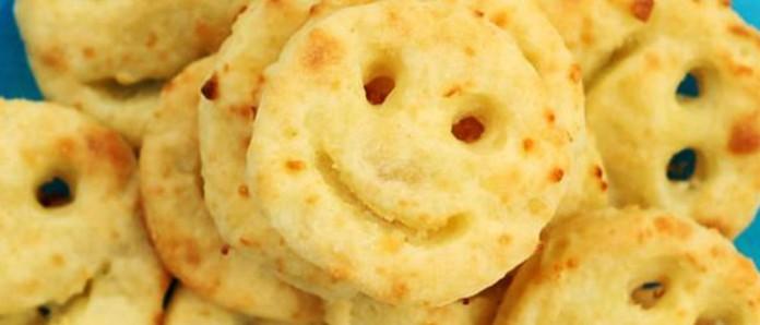 Картошка-смайлик