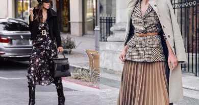 Что будут носить этой весной продвинутые модницы
