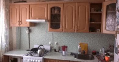 Можно ли радикально изменить кухню, не меняя гарнитур? Она доказала, что можно!