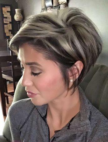 20 стильных вариантов коротких стрижек для женщин старше 40 лет